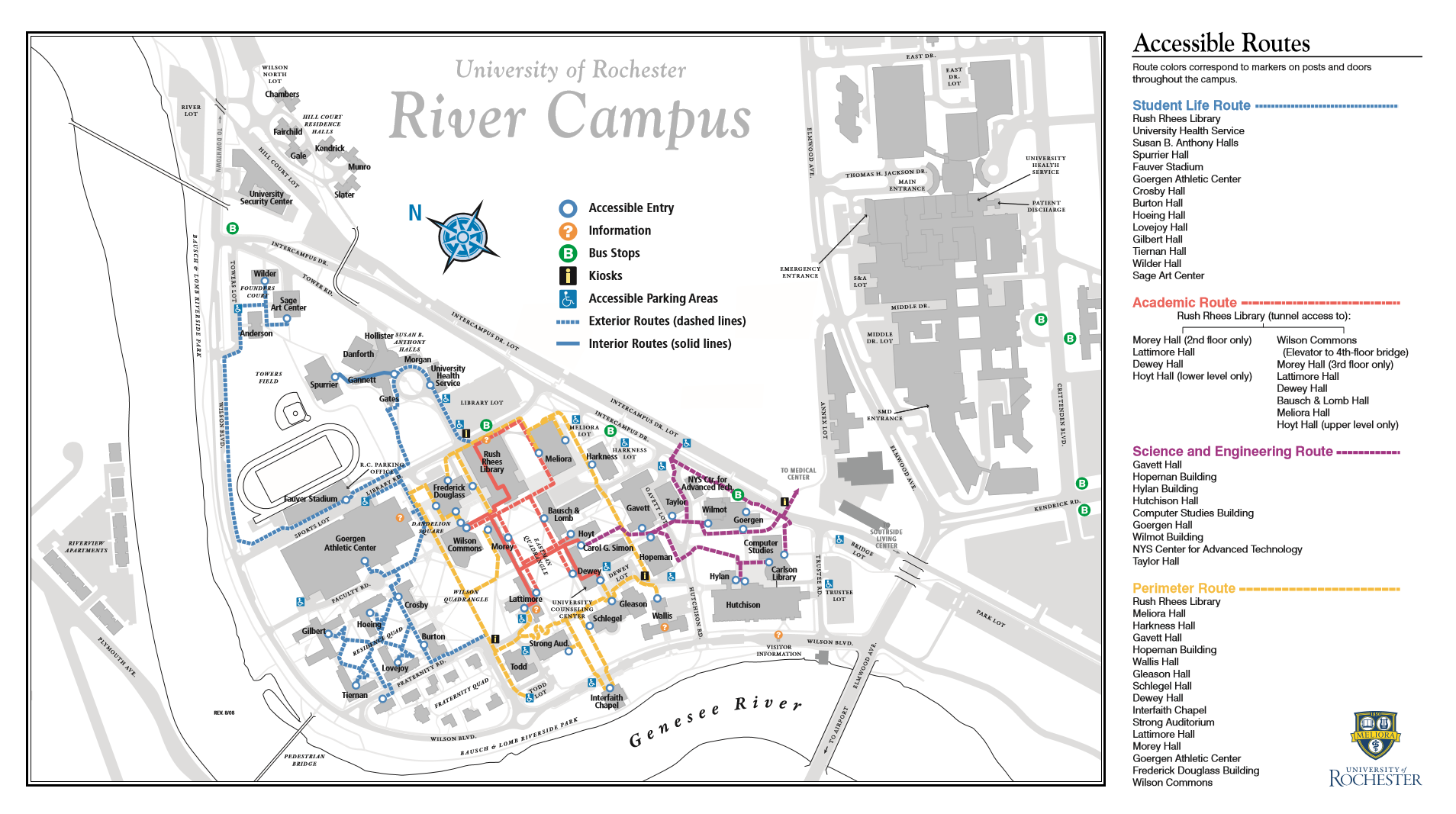 rush university campus map Maps And Directions River Campus Libraries
