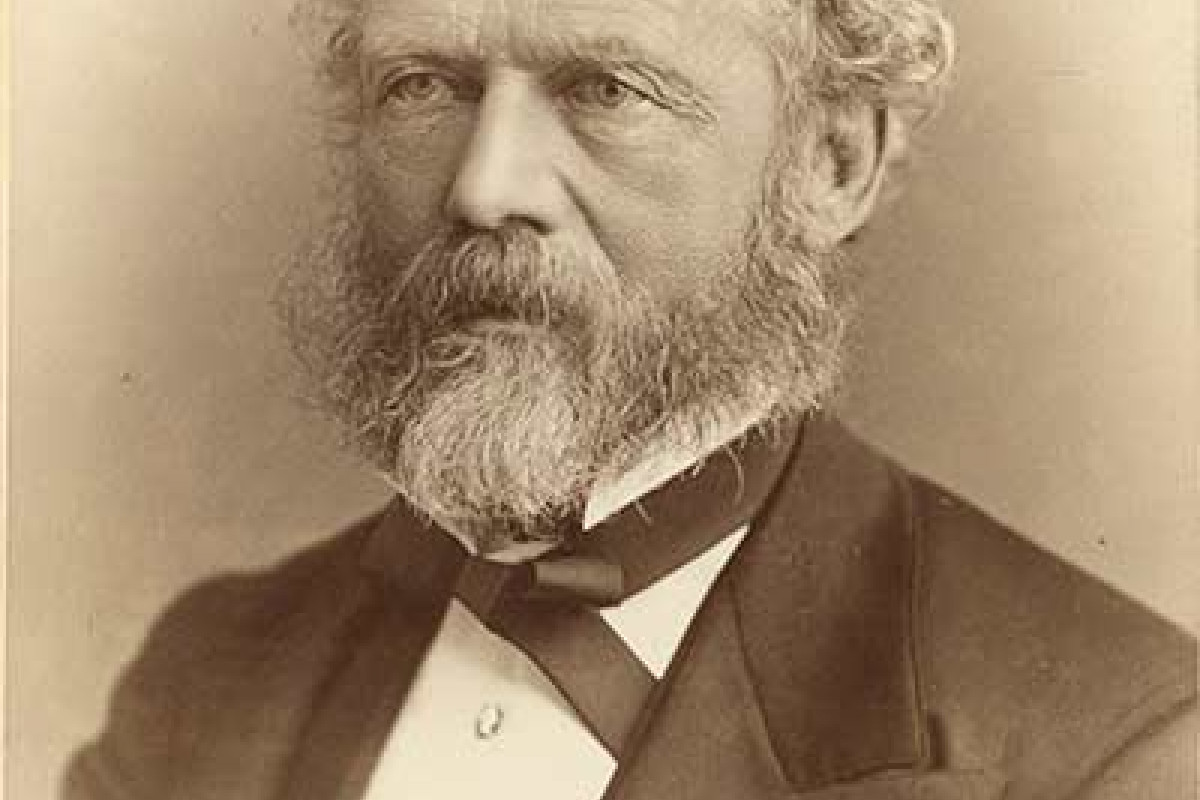 Photo of Lewis Henry Morgan