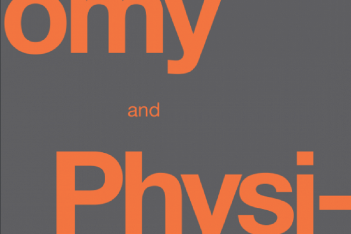 Cover of Elaine Marieb and Katja Hoehn's textbook Human Anatomy & Physiology