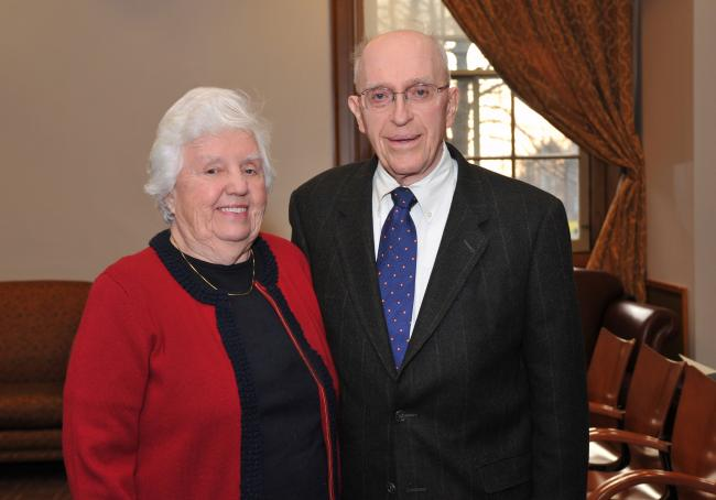 Janet Dayton and Andrew H. Neilly